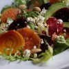 Citrus Beet & Avocado Salad