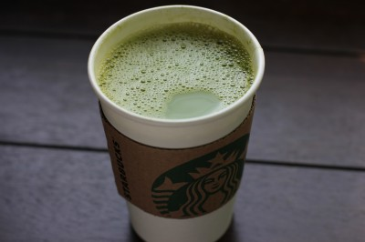 Starbucks Green Tea Latte Sugar Plum Foodie